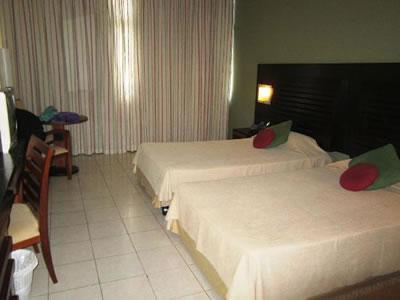 Hotel Palco Room