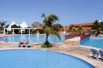 Hotel Palma Real, Varadero, Cuba