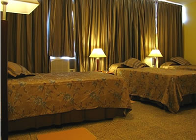 Standard room of hotel Pasacaballo
