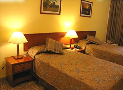 Standard room of hotel Pasacaballo