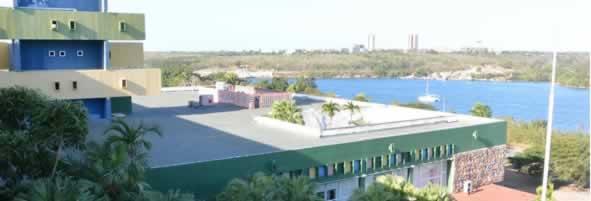 Hotel Pasacaballos, Cienfuegos, Cuba