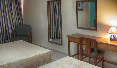 Habitación estándar del hotel Paseo Habana