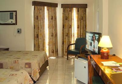 Standard room of hotel Paseo Habana