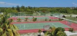 Court de tenis del Hotel Pelícano, Cayo Largo