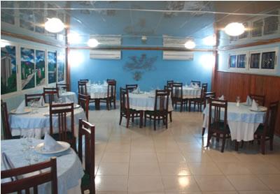 Restaurant of hotel Pernik