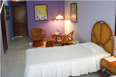 Standard room of hotel Pernik