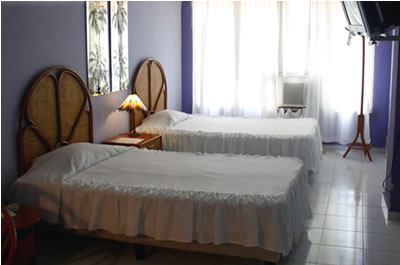 Room of hotel Pernik