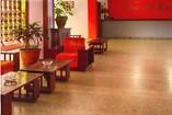Lobby of hotel Pinar del Río