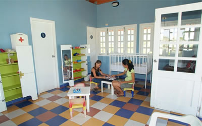 Hotel Playa Blanca Kids Room