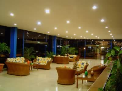 Hotel Playa Caleta Lobby