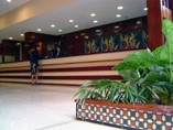 Hotel Playa Caleta Front Desk