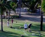 Hotel Playa Caleta Minigolf