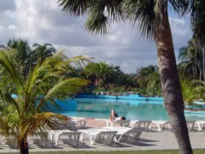 Hotel Playa Caleta Piscina