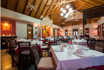 Hotel Playa Cayo Santa Maria Restaurante
