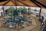 Hotel Playa Coco Lobby