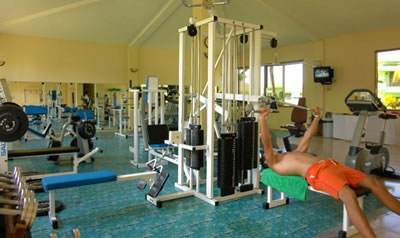 Hotel Playa Costa Verde Gym