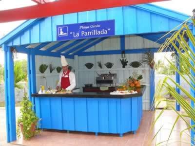 Hotel Playa Giron Restaurante