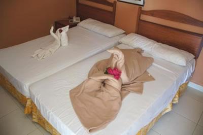 Habitación del hotel Playa Larga