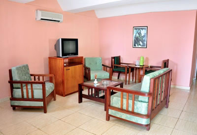 Room of hotel Playa Larga
