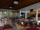 Bar cafeteria exterior
