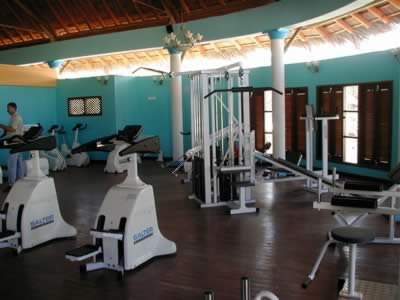 Hotel Playa Pesquero Gym