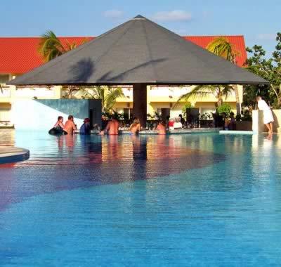 AquaBar del Hotel Playa Pesquero