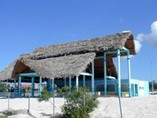 Ranchón el la Playa Hotel Playa Pesquero