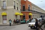 Hotel Plaza Fachada