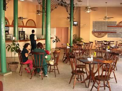 Hotel Plaza Restaurante
