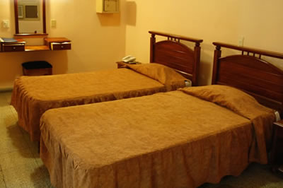Hotel Plaza Room