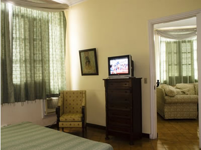 Habitación Estándar del Hotel Plaza