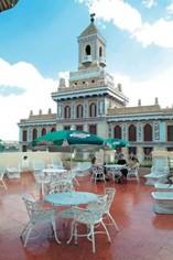 Hotel Plaza  Solarium