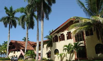 Hotel Porto Santo Fachada