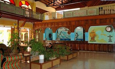 Hotel Porto Santo Lobby