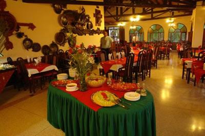 Hotel Porto Santo Restaurante