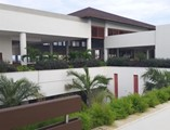 Facade of hotel Pullman Cayo Coco