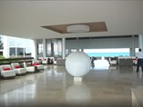 Lobby del hotel Pullman Cayo Coco