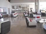 Lobby of hotel Pullman Cayo Coco