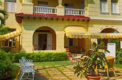 Hotel Pullman Fachada