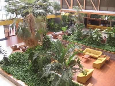 Puntarena Hotel Lobby