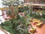 Lobby del Hotel Puntarena