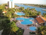 View of the Pools of the Hotel Puntarena