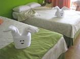 Habitación del Hotel Puntarena