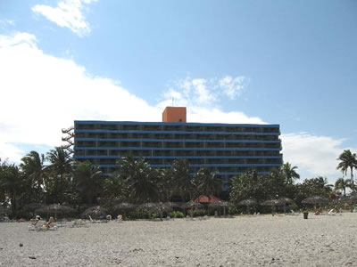 Puntarena View of Hotel of the Beach