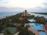 Vista del Hotel Puntarena
