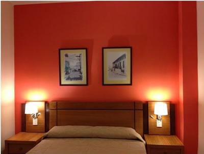 Hotel REX Habitacion