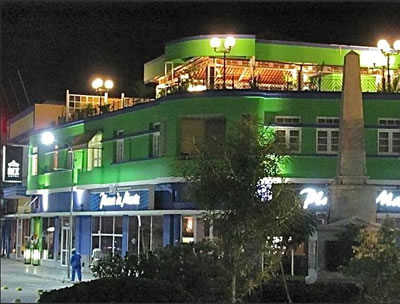 Hotel REX Fachada