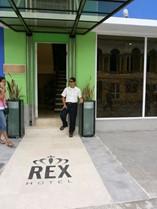 Hotel REX  Entrada