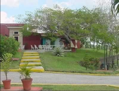 Hotel Rancho Hatuey view, Sancti Spiritus,Cuba