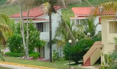 Vista  del Hotel Rancho Hatuey, Sancti Spiritus